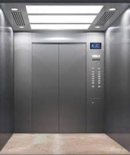 Queda de elevador